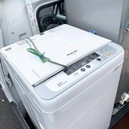 ベッド出張買取回収洗濯機
