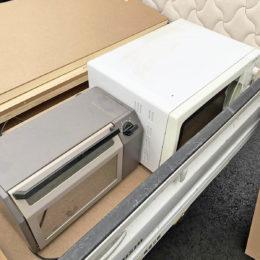 ベッド出張買取回収レンジトースター