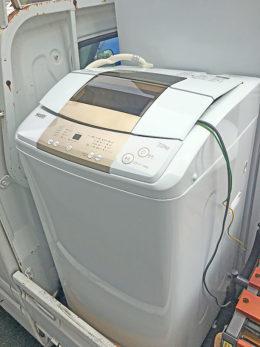 洗濯機 出張買取 回収