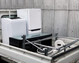 冷蔵庫、洗濯機、扇風機、IHコンロなど出張買取