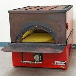 Delightech PiccoloPRO/ピッコロプロ 小型ガス式本格石窯/ピザ